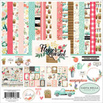 Carta Bella Paper - Flower Market Collection - 12 x 12 Collection Kit