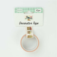 Carta Bella Paper - Flower Market Collection - Decorative Tape - Flower Pots