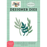 Carta Bella Paper - Flower Market Collection - Designer Dies - Lovely Branches