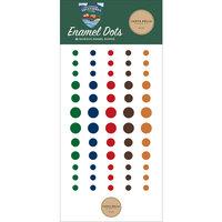 Carta Bella Paper - Outdoor Adventures Collection - Enamel Dots