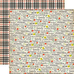 Carta Bella Paper - Our Family Collection - 12 x 12 Double Sided Paper - Family Tree