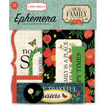 Carta Bella Paper - Our Family Collection - Ephemera