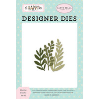 Carta Bella Paper - Oh Happy Day Collection - Decorative Dies - Blooming Branches