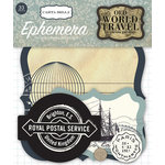 Carta Bella Paper - Old World Travel Collection - Ephemera