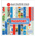 Carta Bella Paper - Passport Collection - 6 x 6 Paper Pad