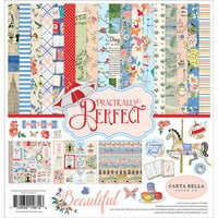 Carta Bella Paper - Practically Perfect Collection - 12 x 12 Collection Kit