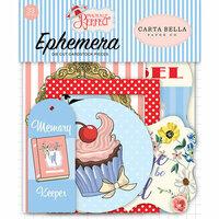 Carta Bella Paper - Practically Perfect Collection - Ephemera