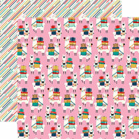 Carta Bella Paper - Pack Your Bags Collection - 12 x 12 Double Sided Paper - Travel Buddy