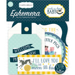 Carta Bella Paper - Rock-A-Bye Baby Boy Collection - Ephemera