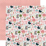 Carta Bella Paper - Rock-A-Bye Baby Girl Collection - 12 x 12 Double Sided Paper - Precious Bundle