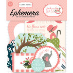 Carta Bella Paper - Rock-A-Bye Baby Girl Collection - Ephemera