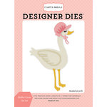 Carta Bella Paper - Rock-A-Bye Baby Girl Collection - Designer Dies - Mother Goose