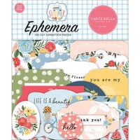 Carta Bella Paper - Summer Collection - Ephemera