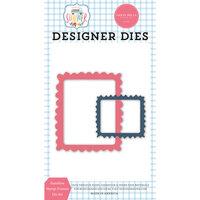 Carta Bella Paper - Summer Collection - Designer Dies - Sunshine Frames