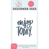Carta Bella Paper - Summer Collection - Designer Dies - Enjoy Today