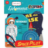 Carta Bella Paper - Space Academy Collection - Ephemera