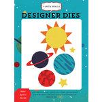 Carta Bella Paper - Space Academy Collection - Designer Dies - Solar System