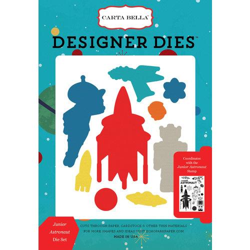 Carta Bella Paper - Space Academy Collection - Designer Dies - Junior Astronaut