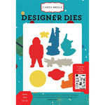 Carta Bella Paper - Space Academy Collection - Designer Dies - Space Pilot