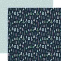 Carta Bella Paper - Christmas - Snow Much Fun Collection - 12 x 12 Double Sided Paper - Wonderland