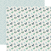 Carta Bella Paper - Christmas - Snow Much Fun Collection - 12 x 12 Double Sided Paper - Bundle Up