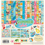 Carta Bella Paper - Summer Splash Collection - 12 x 12 Collection Kit