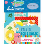 Carta Bella Paper - Summer Splash Collection - Ephemera