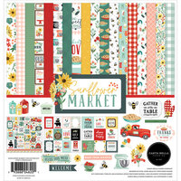 Carta Bella Paper - Sunflower Market Collection - 12 x 12 Collection Kit
