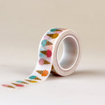 Carta Bella - Soak up the Sun Collection - Decorative Tape - Ice Cream
