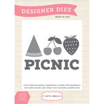 Carta Bella - Soak up the Sun Collection - Designer Dies - Picnic