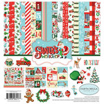 Carta Bella Paper - Santa's Workshop Collection - Christmas - 12 x 12 Collection Kit