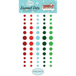 Carta Bella Paper - Santa's Workshop Collection - Christmas - Enamel Dots