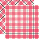 Carta Bella Paper - Tartan No. 1 Collection - 12 x 12 Double Sided Paper - Newport