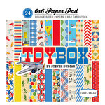 Carta Bella Paper - Toy Box Collection - 6 x 6 Paper Pad