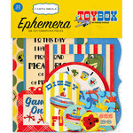 Carta Bella Paper - Toy Box Collection - Ephemera