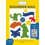 Carta Bella Paper Toy Box So Many Toys Designer Dies