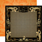 Carta Bella - Trick or Treat Collection - Halloween - 12 x 12 Double Sided Paper - Ghosts