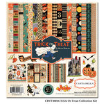Carta Bella - Trick or Treat Collection - Halloween - 12 x 12 Collection Kit