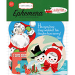 Carta Bella Paper - A Very Merry Christmas Collection - Ephemera