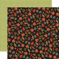 Carta Bella Paper - Welcome Autumn Collection - 12 x 12 Double Sided Paper - Autumn Air