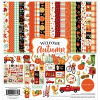 Carta Bella Paper - Welcome Autumn Collection - 12 x 12 Collection Kit