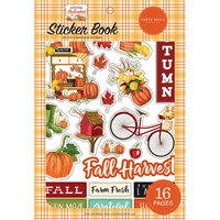 Carta Bella Paper - Welcome Autumn Collection - Sticker Book