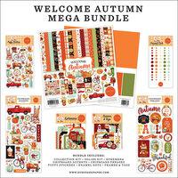 Carta Bella Paper - Welcome Autumn Collection - 12 x 12 Mega Bundle