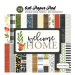 Carta Bella Paper - Welcome Home Collection - 6 x 6 Paper Pad