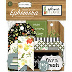 Carta Bella Paper - Welcome Home Collection - Ephemera - Frames and Tags