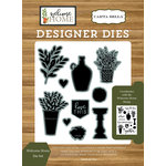 Carta Bella Paper - Welcome Home Collection - Designer Dies - Welcome Home