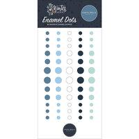 Carta Bella Paper - Winter Market Collection - Enamel Dots