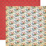 Carta Bella Paper - Yacht Club Collection - 12 x 12 Double Sided Paper - Ocean Side
