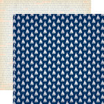Carta Bella Paper - Yacht Club Collection - 12 x 12 Double Sided Paper - Sail Away
