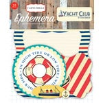 Carta Bella Paper - Yacht Club Collection - Ephemera